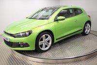 2011 VOLKSWAGEN SCIROCCO 2.0 GT TDI 2d 170 BHP £9494.00