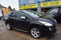 USED 2012 12 PEUGEOT 3008 1.6 ALLURE E-HDI FAP 5d AUTO 112 BHP THE CAR FINANCE SPECIALIST