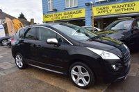 2012 PEUGEOT 3008 1.6 ALLURE E-HDI FAP 5d AUTO 112 BHP £6999.00