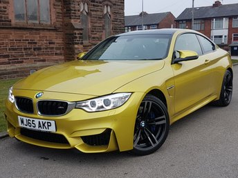 2015 BMW M4 3.0 M4 2d AUTO 426 BHP £SOLD