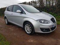 USED 2012 12 SEAT ALTEA 1.6 SE ECOMOTIVE CR TDI 5d 103 BHP **£30 ROAD FUND**1 OWNER**SUPERB DRIVE**