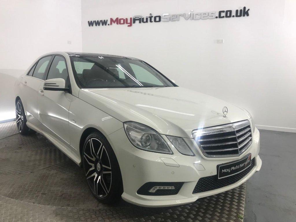 All Types 2011 e class : Mercedes-Benz E Class 2.1 E250 CDI Blueefficiency Sport 4D 204 BHP