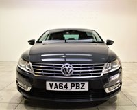 USED 2015 64 VOLKSWAGEN CC 2.0 GT TDI BLUEMOTION TECHNOLOGY 4d 138 BHP + 1 OWNER +  SAT NAV + AIR CON + AUX + BLUETOOTH