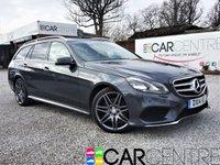 2014 MERCEDES-BENZ E CLASS 2.1 E220 CDI AMG SPORT 5d AUTO 168 BHP £16995.00