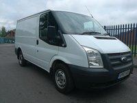2013 FORD TRANSIT 2.2 260 LR 1d 99 BHP £6900.00