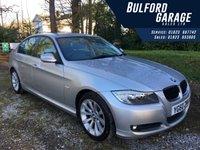 USED 2010 60 BMW 3 SERIES 2.0 318I SE 4d 141 BHP