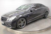 2010 MERCEDES-BENZ E CLASS 3.0 E350 CDI BLUEEFFICIENCY SPORT 2d AUTO 231 BHP £11994.00