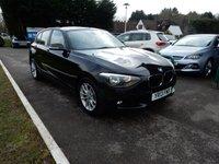 2013 BMW 1 SERIES 1.6 114D SE 5d 94 BHP £5990.00