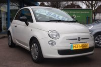 USED 2010 10 FIAT 500 1.2 POP 3dr 69 BHP ZERO DEPOSIT FINANCE AVAILABLE | IDEAL FIRST CAR