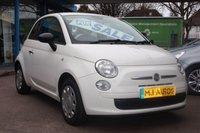 2010 FIAT 500 1.2 POP 3dr 69 BHP £3995.00