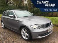 USED 2010 59 BMW 1 SERIES 2.0 116I SPORT 5d 121 BHP