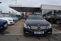 USED 2012 54 MERCEDES-BENZ E CLASS 3.0 E350 CDI BLUEEFFICIENCY SPORT 2d AUTO 265 BHP