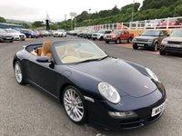 USED 2005 PORSCHE 911 3.8 CARRERA 2 S 2d 355 BHP Heated sports seats, PCM Sat Nav & BOSE Hi-Fi, 19 inch ++ 3.8 S Model 997