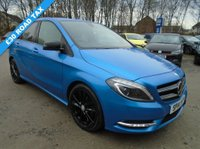 2014 MERCEDES-BENZ B CLASS 1.5 B180 CDI BLUEEFFICIENCY SPORT 5d 109 BHP £10995.00