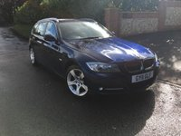 2011 BMW 3 SERIES 2.0 318I EXCLUSIVE EDITION TOURING 5d AUTO 141 BHP PLEASE CALL TO VIEW £SOLD