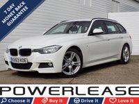2013 BMW 3 SERIES 2.0 318D M SPORT TOURING 5d AUTO 141 BHP £10489.00
