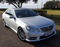 2012 MERCEDES-BENZ E CLASS 2.1 E250 CDI BLUEEFFICIENCY SPORT 4d AUTO 204 BHP £13495.00