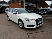 USED 2013 13 AUDI A3 2.0 TDI SE 5d 148 BHP SERVICE HISTORY,TWO KEYS,AIR CON,BLUETOOTH,CHEAP TO RUN