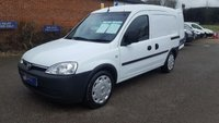 2009 VAUXHALL COMBO 2000 1.3 CDTi Direct From BT With History £2795.00