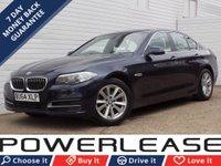 2014 BMW 5 SERIES 2.0 518D SE 4d AUTO 148 BHP £10289.00