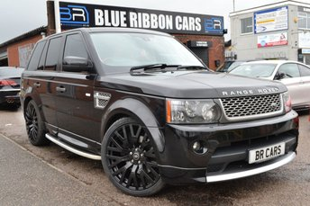 2010 LAND ROVER RANGE ROVER SPORT 3.0 TDV6 AUTOBIOGRAPHY 5d 245 BHP £21490.00