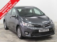 USED 2017 17 TOYOTA VERSO 1.6 VALVEMATIC ICON 5d 131 BHP 1 Owner, Balance of Toyota Warranty until March 2022, Reversing Camera, Climate Control, Bluetooth, 2 Keys. Finance Available 9.9% APR Representative.