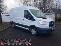 2014 FORD TRANSIT 290 2.2 125 BHP TREND L2 H2 **CHOOSE FROM 70 VANS** £8925.00