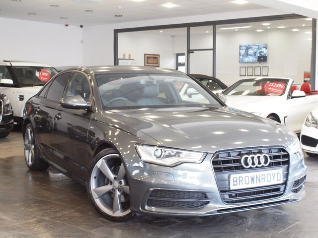 View our AUDI A6 SALOON