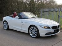 2011 BMW Z4 23I SDRIVE HIGHLINE EDITION 2DR ROADSTER 2.5 £12495.00