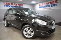 USED 2013 13 NISSAN QASHQAI 1.5 ACENTA DCI 5d 110 BHP Sat Nav, Bluetooth, Climate control, Alloys
