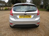USED 2008 58 FORD FIESTA 1.4 STYLE TDCI 3d 68 BHP High MPG £20 Years Tax