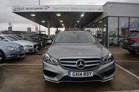 2014 MERCEDES-BENZ E CLASS 3.0 E350 BLUETEC AMG SPORT 4d AUTO 249 BHP £18495.00