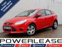 USED 2014 63 FORD FOCUS 1.6 EDGE TDCI 95 5d 94 BHP 20 POUND TAX START/STOP