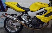 USED 2001 Y HONDA VTR 1000 F FIRESTORM **SOLD**