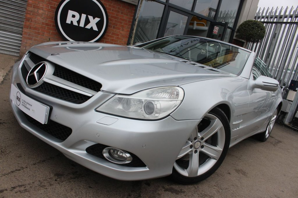 MERCEDES-BENZ SL for sale