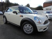 USED 2009 59 MINI HATCH FIRST 1.4 FIRST 3d 75 BHP ***LOW MILES & GREAT VALUE***