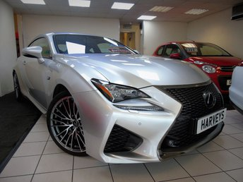 View our LEXUS RC F