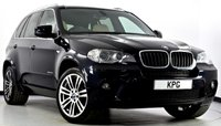 USED 2010 60 BMW X5 3.0 30d M Sport xDrive 5dr [7 Seats] Pan Roof, Comfort Seats, Media