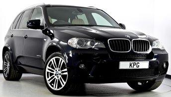 2010 BMW X5 3.0 30d M Sport xDrive 5dr [7 Seats] £15995.00