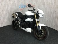 USED 2014 64 TRIUMPH SPEED TRIPLE SPEED TRIPLE 1050 ABS MODEL NAKED SPORTS 2014 64