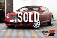USED 2005 55 BENTLEY CONTINENTAL 6.0 GT 2d AUTO 550 BHP Two Owners | Full Bentley Service History