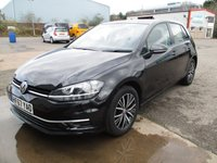 2017 VOLKSWAGEN GOLF 1.4 TSI SE NAV 125ps 5dr  £15995.00