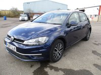 2017 VOLKSWAGEN GOLF 1.4 TSI SE NAV 125ps £15995.00