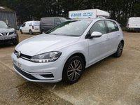 2017 VOLKSWAGEN GOLF 1.4 TSI SE NAV 125ps DSG AUTO 5dr £16995.00