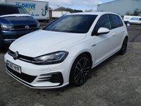 2017 VOLKSWAGEN GOLF 2.0 GTD TDI DSG 5d AUTO 182 BHP £21995.00