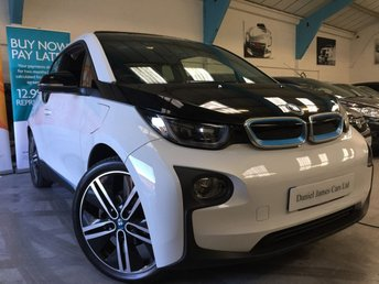 2016 BMW I3 I3 SUITE RANGE EXTENDER 5d AUTO 168 BHP £22990.00