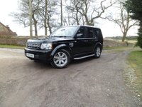 USED 2010 10 LAND ROVER DISCOVERY 3.0 4 TDV6 GS 5d AUTO 245 BHP FANTASTIC CONDITION. NEW TIMING BELT. 12 MONTHS MOT. 4 EXCELLENT TYRES. FINANCE FROM £292 MONTH
