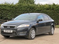 USED 2010 10 FORD MONDEO 1.8 EDGE TDCI 5d 124 BHP REVERSING CAMERA + AIR CONDITIONING