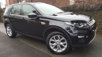 2016 LAND ROVER DISCOVERY SPORT 2.0 TD4 HSE 5d AUTO 180 BHP £28000.00