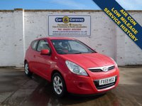 USED 2009 59 HYUNDAI I20 1.2 COMFORT 3d 77 BHP Service History Low Mile A/C 0% Deposit Finance Available